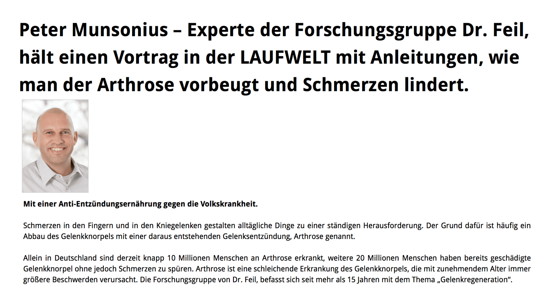 Start - Laufwelt - Rastatt-Wintersdorf